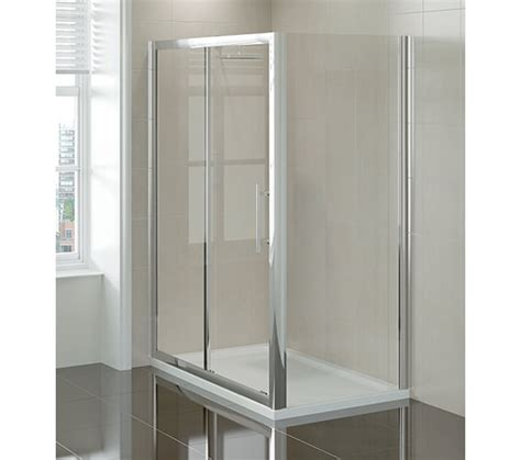 Sliding Shower Doors 1200mm April Prestige2 Sliding Shower Door 1200mm