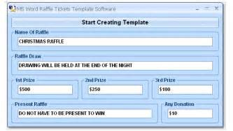 How To Create Tickets In Microsoft Word Tutorial Free Microsoft Word Ticket Template