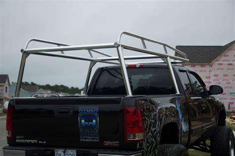 Custom Truck Racks by Custom Truck Ladder Rack For A Gmc High Speed