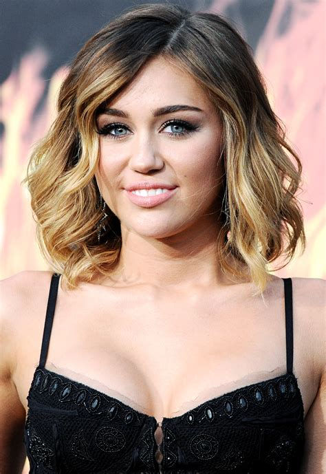 Miley Cyrus Hairstyle by Best Hairstyles 2015 Styler