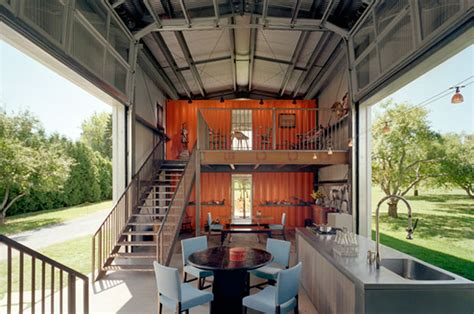 22 beautiful houses made from shipping containers