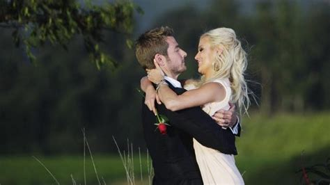this bachelor couple says the show s producers don t bachelor brad womack on emily maynard it hasn t been a