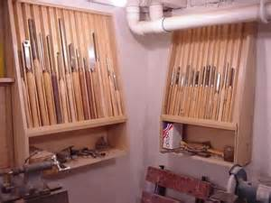 Small Garage Plans the stumpy nubs show needs help with a lathe tool rack