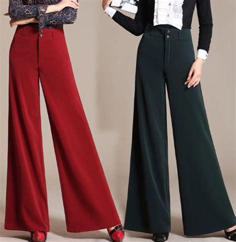 Celana Kulot Bahan Katun Model Celana Kulot Panjang Motif Murah 20 model celana kulot buat til cantik fashion trend 2018