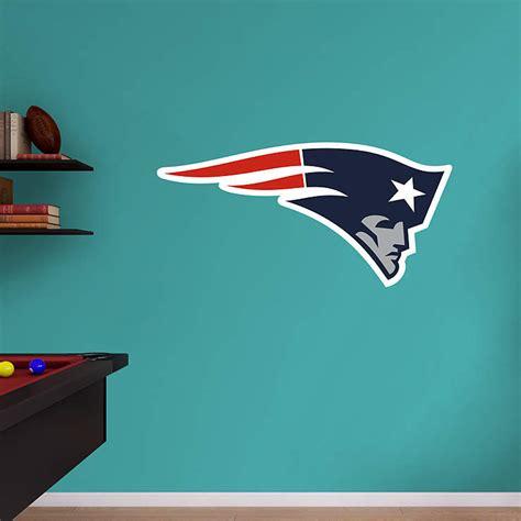 Promo Go Team Logo Cutting Stiker 1 new patriots logo wall decal shop fathead 174 for new patriots decor