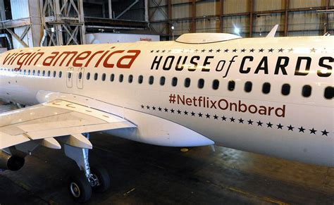 netflix flight netflix teams with virgin america for in flight streaming