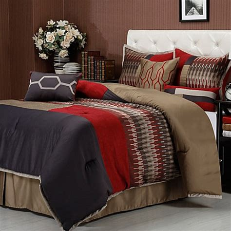 california king bed comforter buy towers california king comforter set from bed bath