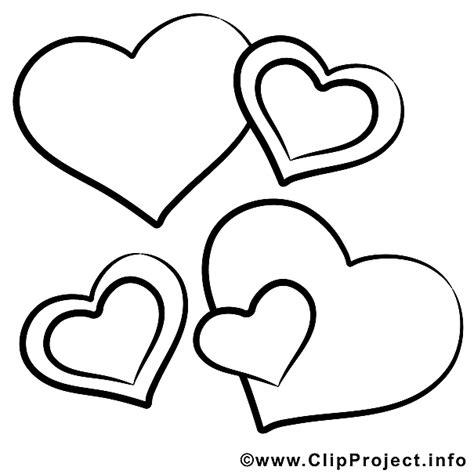 Kostenlose Vorlage Herz Herzen Malvorlage
