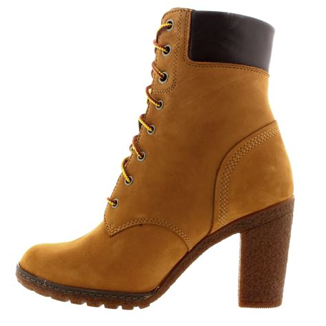 high heel timberland womens timberland earthkeepers glancy 6 inch high heel
