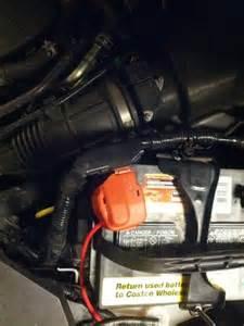 need new battery terminal honda tech