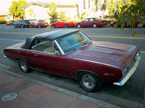 How Much Are Cadillac Converters Worth by On The Alameda 1967 Plymouth Barracuda