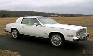 1979 Cadillac Eldorado 1979 Cadillac Eldorado Biarritz Coupe 2 Door 5 7l
