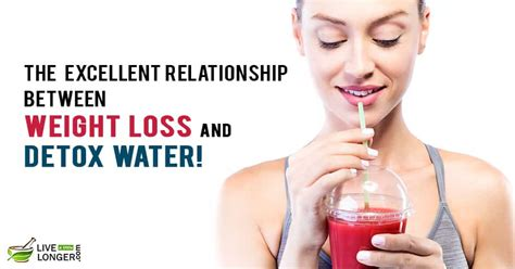 Relationship Detox by The Excellent Relationship Between Weight Loss And Detox