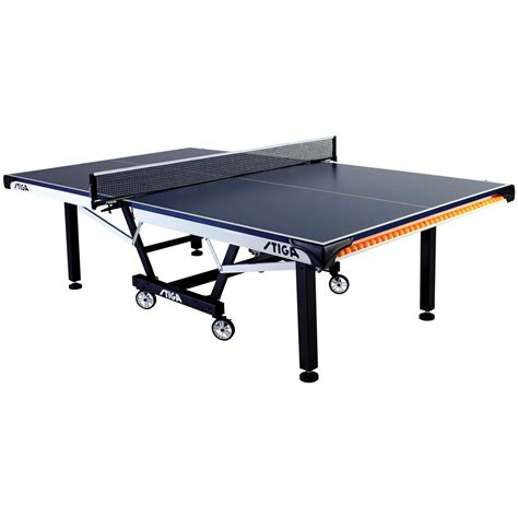 stiga avenger table tennis stiga sts420 table tennis table 293860 at sportsman s guide