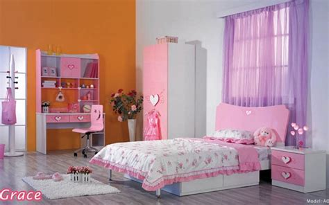 girls bedroom furniture themes home interiors