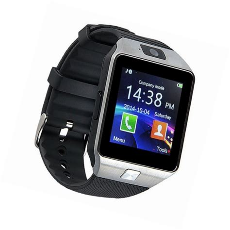 gzdl bluetooth smart dz09 smartwatch gsm sim card with for android ebay
