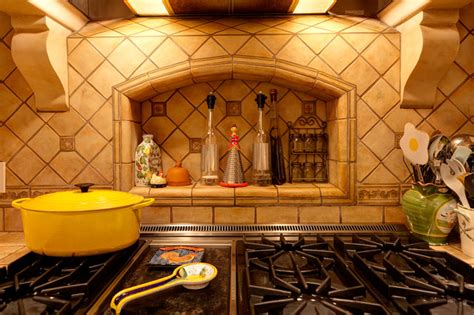 mediterranean kitchen backsplash ideas kitchen backsplash mediterranean kitchen santa