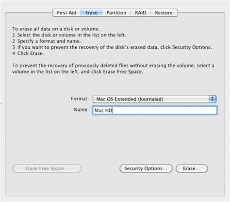 format hard drive mac disk utility how to create a bootable usb drive with os x snow leopard