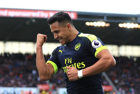 alexis sanchez joe weller alexis sanchez has delivered truly damning news to arsenal