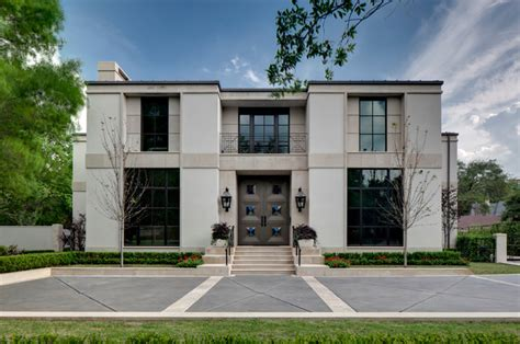 six cool and contemporary house exteriors toronto and texas residence contemporary exterior dallas by