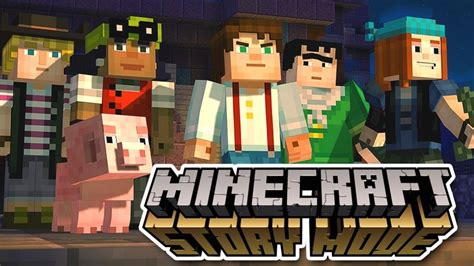 full version of minecraft story mode minecraft download