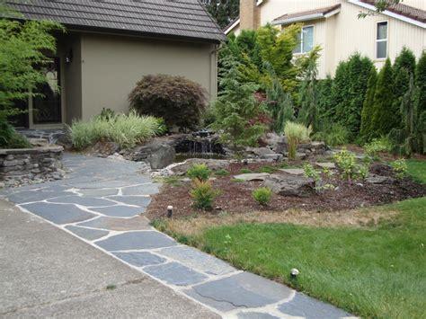 flagstone patio flagstone walkway vancouver wa