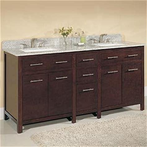 72 sink vanity with backsplash brown finish