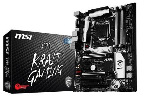 Sale Msi Z370 Gaming Plus Intel Lga 1151 Z370 Coffee Lake msi z170a krait socket lga1151 atx motherboard ddr4