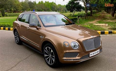 bentley india bentley to offer diesel engine for the first time report