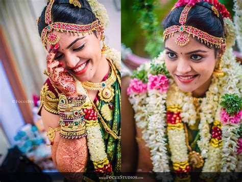 Andhra Wedding Album Design by Brahmin Wedding Photography Indian Wedding