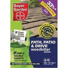 Weed Killer For Patios by Path Weedkiller Weeds Ebay
