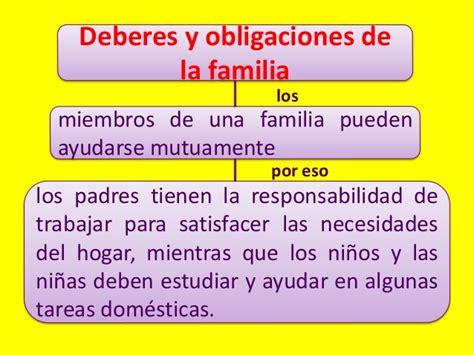 derechos y deberes de las empleadas del hogar elche acoge deberes de la familia