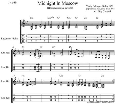 Week 321 Midnight In Moscow