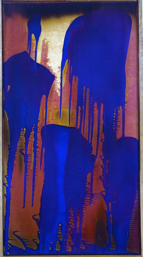 yves klein klein yves fine arts after 1945 in europe the red list