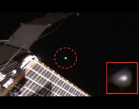 iss live nasa s live feed shut after ufo seen from