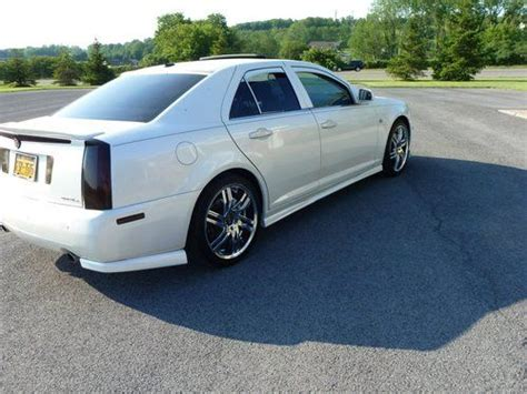 custom designed rubber sts purchase used 2007 custom designed cadillac sts 4