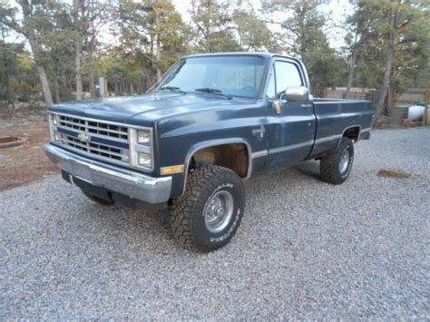 1987 chevrolet 4x4 for sale 1987 lifted chevrolet silverado for sale lifted trucks for