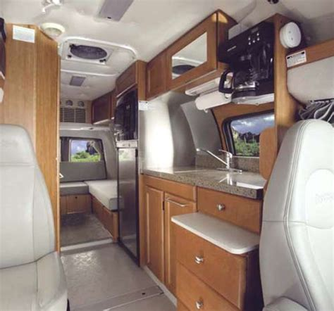 Roadtrek Interior by Roaming Times Rv News And Overviews