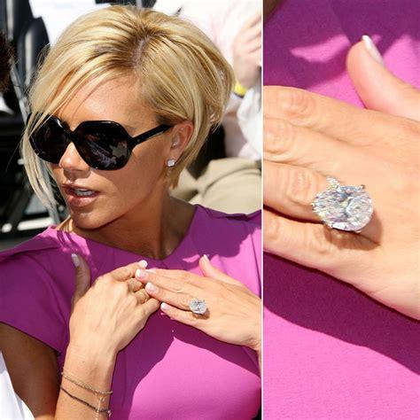 biggest celebrity engagement rings popsugar celebrity