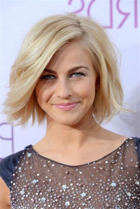 juliannehough curly bob julianne hough short hairstyle blonde roots on tousled