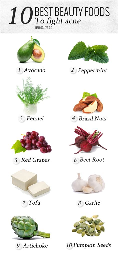 Diet Detox For Acne by 10 Best Foods For Acne Aol Lifestyle