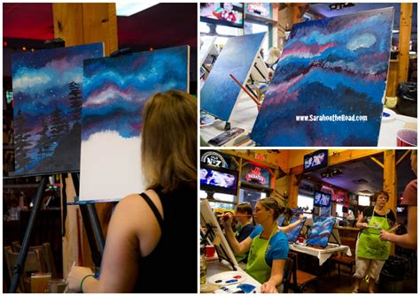 paint nite groupon hton roads paint nite on the road
