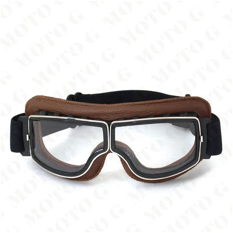 vintage motocross goggles 2016 new wwii vintage harley style motorcycle gafas