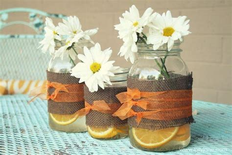 fall wedding decorations with jars autumn wedding fall wedding jars 2058436 weddbook