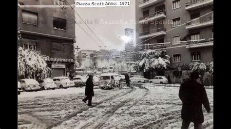 roma monteverde nostalgia di monteverde anni 50