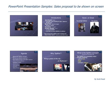 Power Point Presentation Sles Sales Proposal Powerpoint Sales Presentation Template