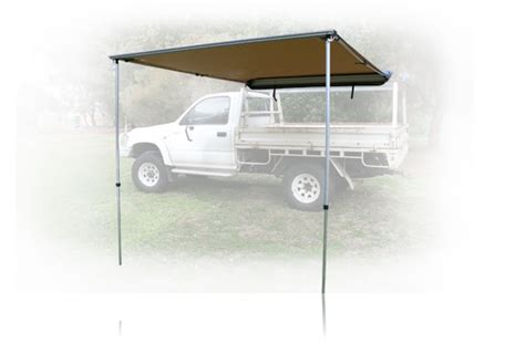 4wd side awning kulkyne 4wd side awning 2 0 x 2 5m