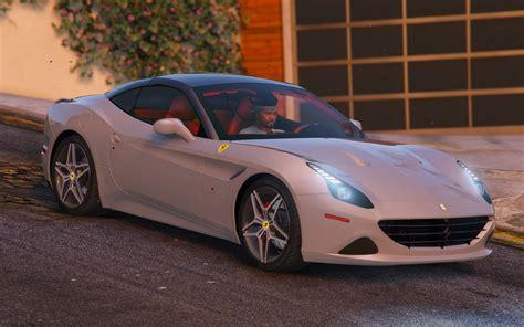 I Ferrari California by 2015 Ferrari California T Add On Replace Gta5 Mods