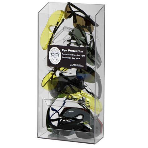 20 pair safety glass dispenser sku 5143 rack em racks