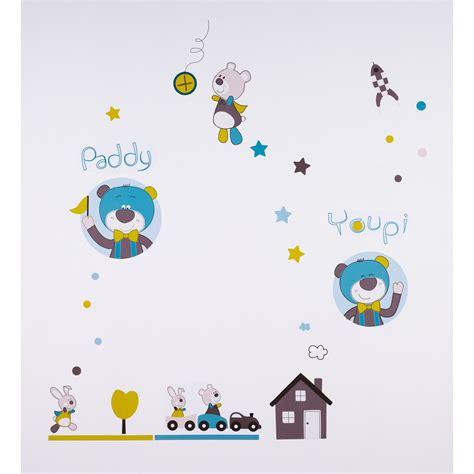 chambre enfant sauthon stickers chambre b 233 b 233 paddy de sauthon baby deco sur allob 233 b 233